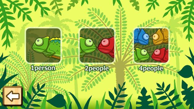 Chameleon Lunch apk screenshot