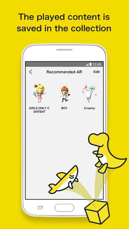 Android 用の ARAPPLI APK をダ...
