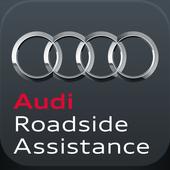 Audi Roadside Assistance icon