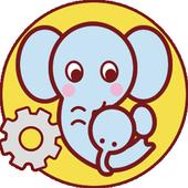 まもるゾウ+ for TS508-FAM(アプリ制御用) icon