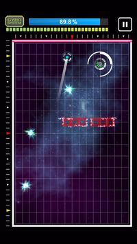 ひっぱり傾けパズル サジタリウス apk screenshot