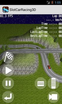 Slot Car Racing 3D screenshot 2