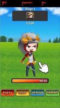 Sengoku Chronicle apk screenshot