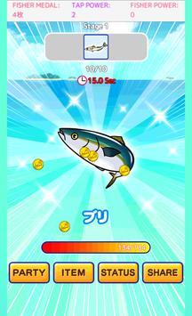 Tapping Fishing apk screenshot
