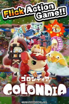 GOLONDIA poster