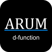 ARUM d-function(拡張現実アプリ) icon