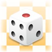 ボードゲームサイコロ icon