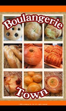 Boulangerie Town poster