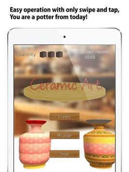 Ceramic Art apk screenshot