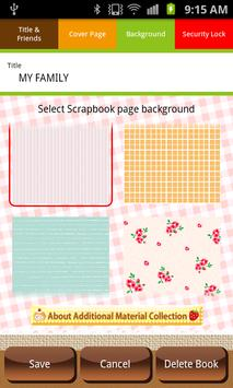 Photo Collage Scrapbook (Free) apk screenshot