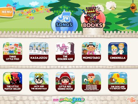 MOVING BOOKS! Jajajajan (FREE) apk screenshot