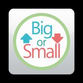 Big Or Small icon