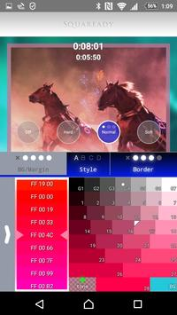 Squaready for Video apk screenshot