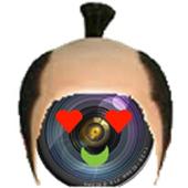 でこぴく(写真加工アプリ) icon