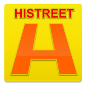 Histreet Stamp Rally icon