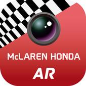 McLaren-Honda ドライバー AR icon