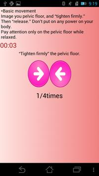 Pelvic Floor Muscle Exercise apk screenshot