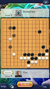 Go Wars - Online Go games using AI screenshot 5