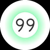 99 - 九九 体感記憶パズル icon