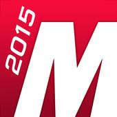 【期間限定無料版】MapFan 2015・オフライン地図ナビ icon