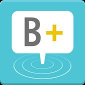 B+POP「お得・楽しい・便利」をiBeaconで発見できる icon