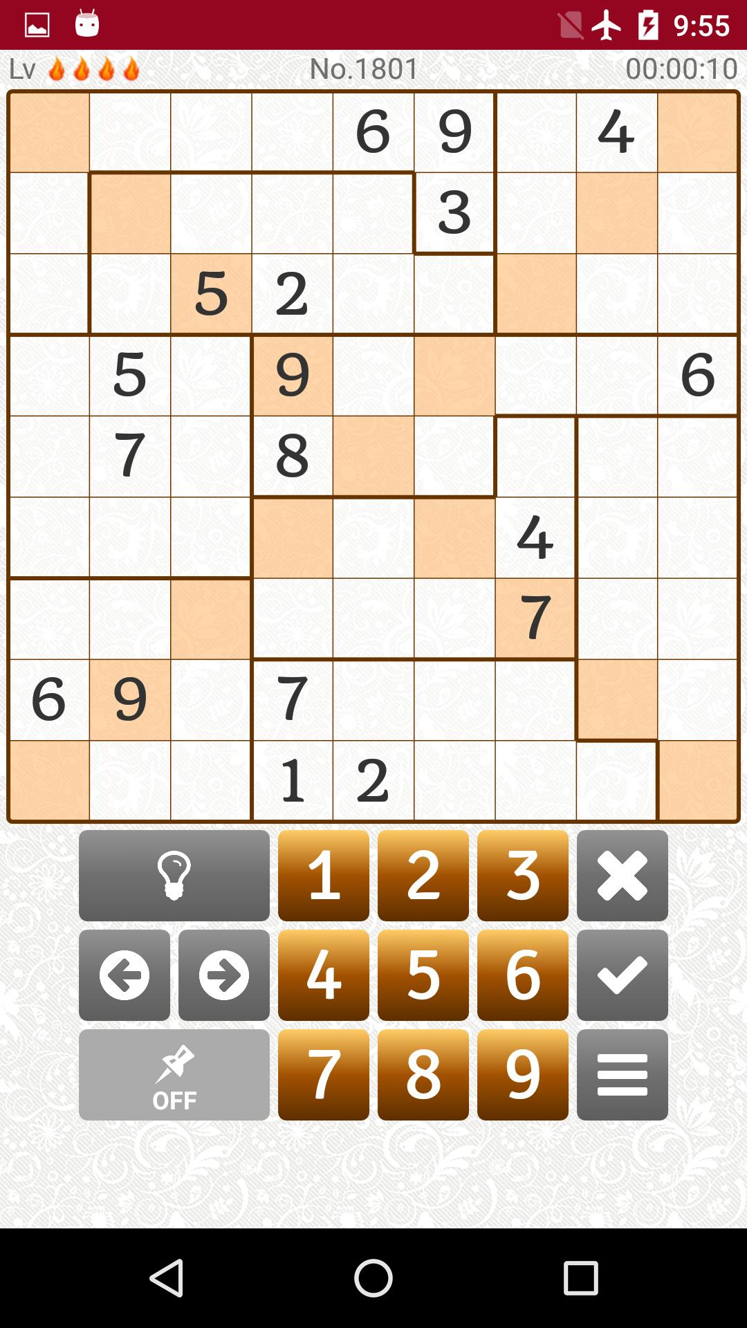 Extreme Difficult Sudoku 2500 for Android - APK Download