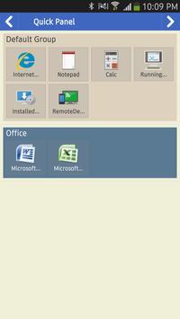 Optimal Biz Smart Remote screenshot 1