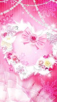 LoveWreathres cutekirakiraFREE apk screenshot