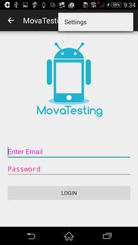 テスト自動化クラウドサービス「 MovaTesting 」 poster