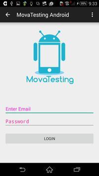テスト自動化クラウドサービス「 MovaTesting 」 screenshot 1
