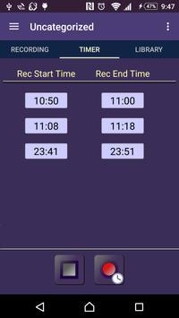 tag VoiceMemo - timer ,2x speed ,repeat func apk screenshot