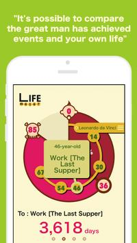 LIFE meter screenshot 1