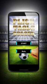 Flick Table Soccer apk screenshot