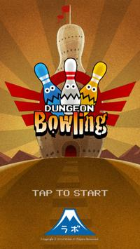 Dungeon Bowling poster