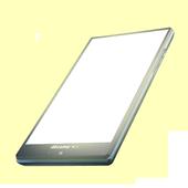 Color Screen Flashlight icon