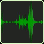 音の形【マイク入力で波形、周波数や音階が見える!】 icon