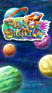 PUZZLE SHUTTLE poster