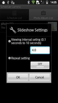 ScheduleCamera apk screenshot