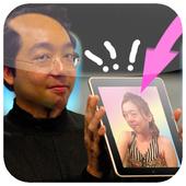 FunnyPhoto  -Free frames- icon