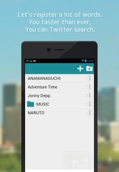 Fast Search for Twitter poster