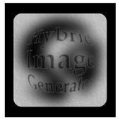 Hybrid Image Generator icon