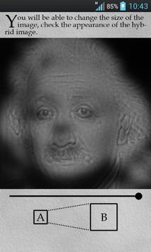 Hybrid Image Generator screenshot 1