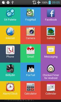 S4 Palette Plugin - CustomGrid apk screenshot