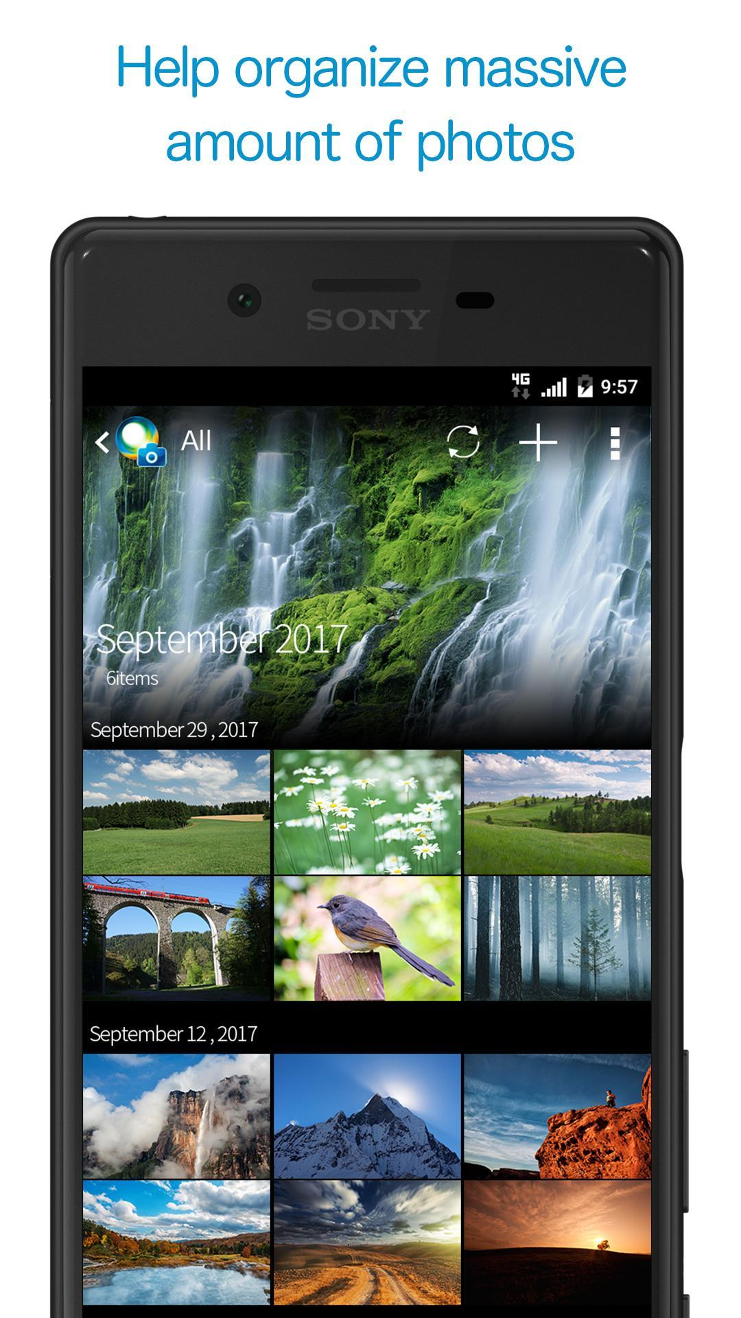 PlayMemories Online for Android - APK Download