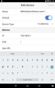 IP Remote screenshot 5