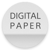 Digital Paper App for mobile icono