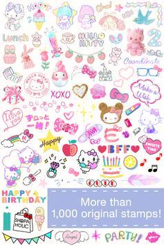 Hello Kitty Collage apk screenshot