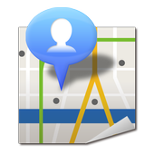 Your location(beta) icon