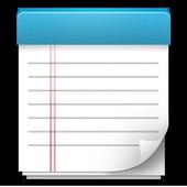 メモ帳 icon