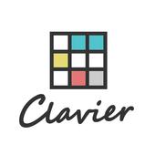 Clavier - あなたの女子力アップ!きせかえ・顔文字キーボード icon